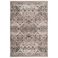 Safavieh Vintage Persian Vintage Grey Polyester Rug - 6' x 9'