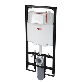 Alca Plast Concealed Water Tank for Wall Hung Toilets Slim AM1200