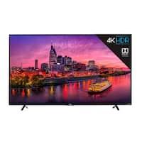 """TCL 55"""" 4K HDR Roku Smart TV (Factory Refurbished)"""