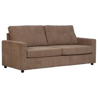 Porter Designs Cindy Memory Foam Sofa Bed, Full Size, Brown
