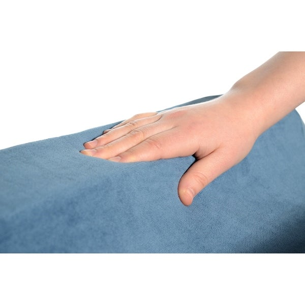 Foam Leg Elevator Cushion with Washable Cover,Support Pillow for Surgery Rest