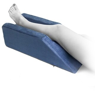 Milliard Foam Leg Elevator Cushion with Washable Cover Support and Elevation Pillow