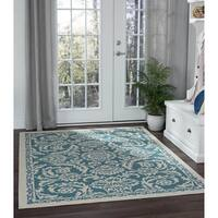 Alise Rugs Garden Town Transitional Oriental Area Rug - 7'10 x 10'3
