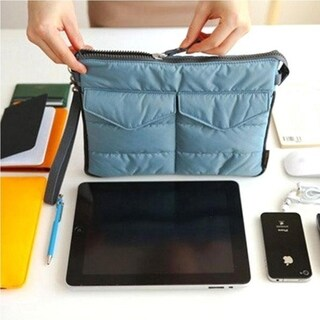 F.S.D Slim Bag-in-Bag Organizer For Tablets