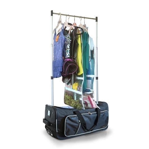 Travolution 23-inch Garment Rack Duffel with Wheels