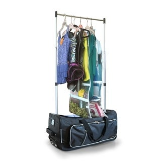 Travolution 23-inch Garment Rack Duffel with Wheels