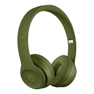 Beats by Dre Solo 3 Wireless - Certified Preloved green