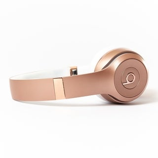Beats by Dre Solo 3 Wireless - Certified Preloved rose gold