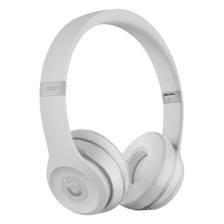 Beats by Dre Solo 3 Wireless - Refurbished by Overstock matte silver