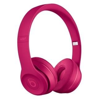 Beats by Dre Solo 3 Wireless - Certified Preloved matte purple