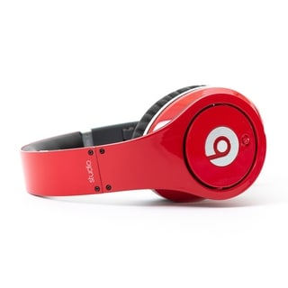 Beats by Dre Studio - Refurbished by Overstock Red