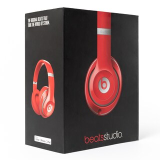 Beats by Dre Studio 2.0 Wired - Certified Preloved