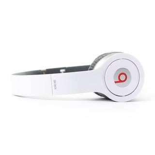 Beats by Dre Solo 2 - Refurbished by Overstock WHITE