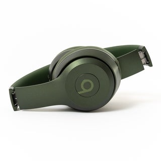 Beats by Dre Solo 2 - Refurbished by Overstock Hunter green