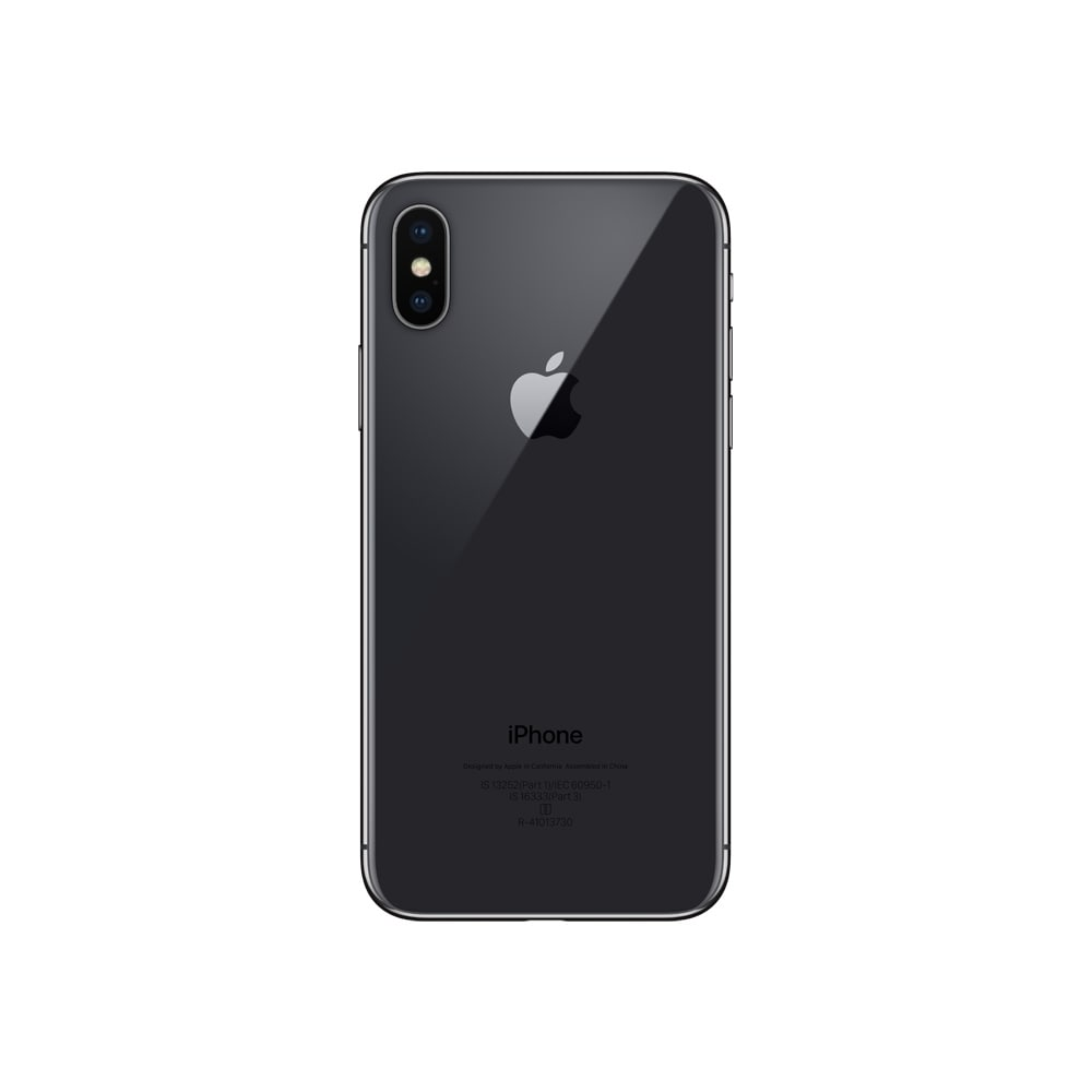 Apple iPhone X Sprint - Refurbished by Overstock 64 GB - Space Gray - Sprint