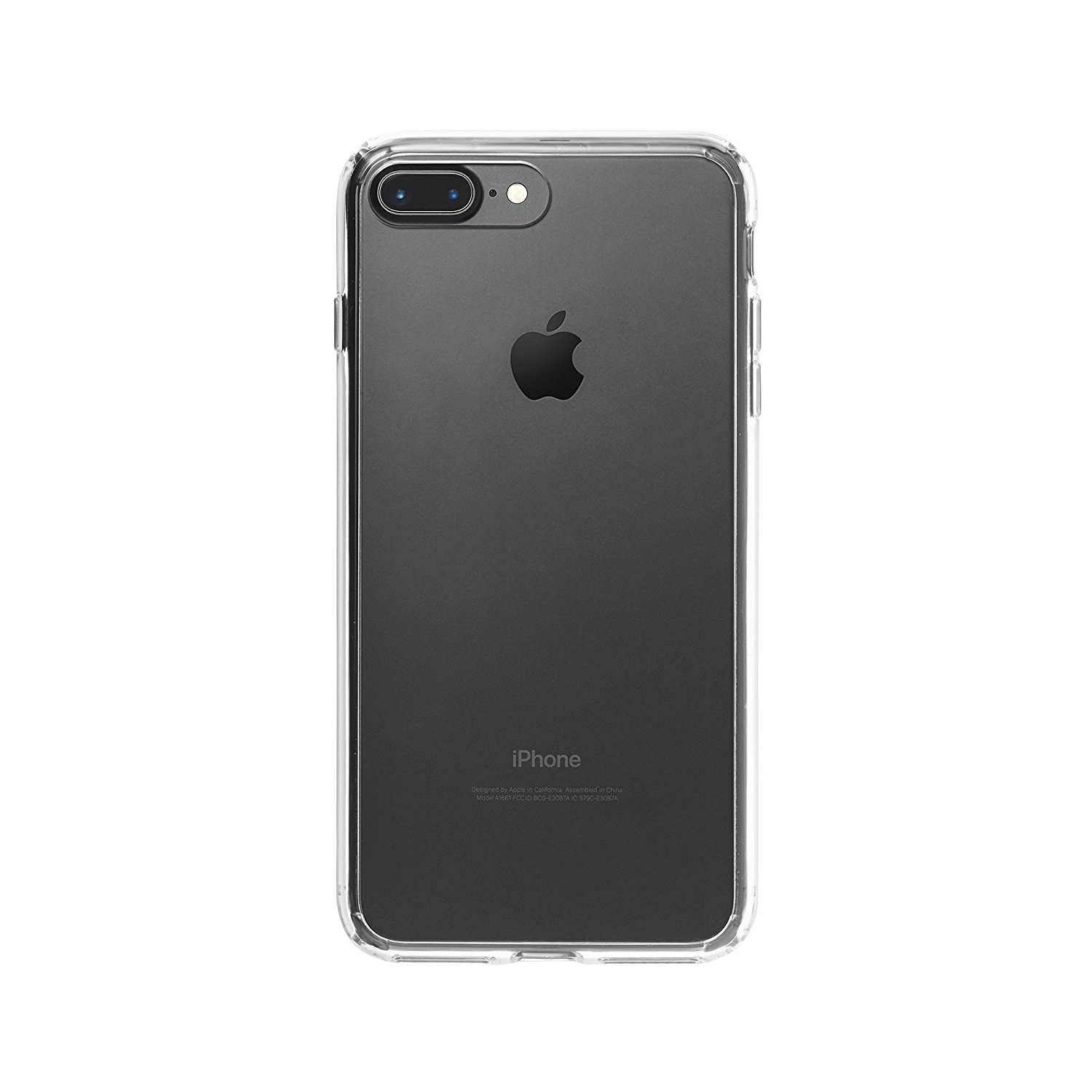 Apple iPhone 7 Plus Verizon - Refurbished by Overstock 256 GB - White and Silver - Verizon
