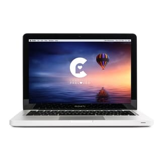 Apple MB991LL/A 13.3 inch Macbook Pro C2D 2.53 GHz - Refurbished by Overstock