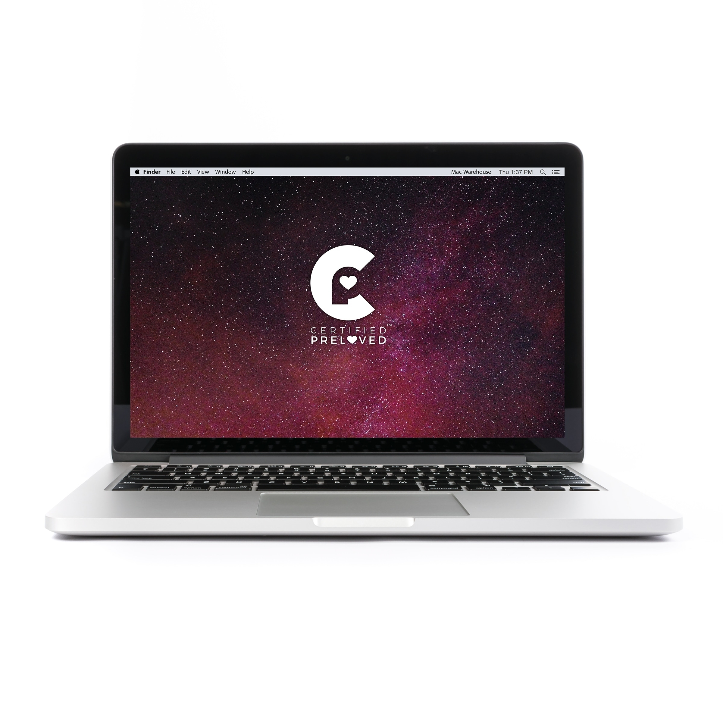 Apple ME865LL/A 13.3 inch Macbook Pro Retina DCi5 2.4 GHz - Refurbished by Overstock 512gb flash - 8 GB