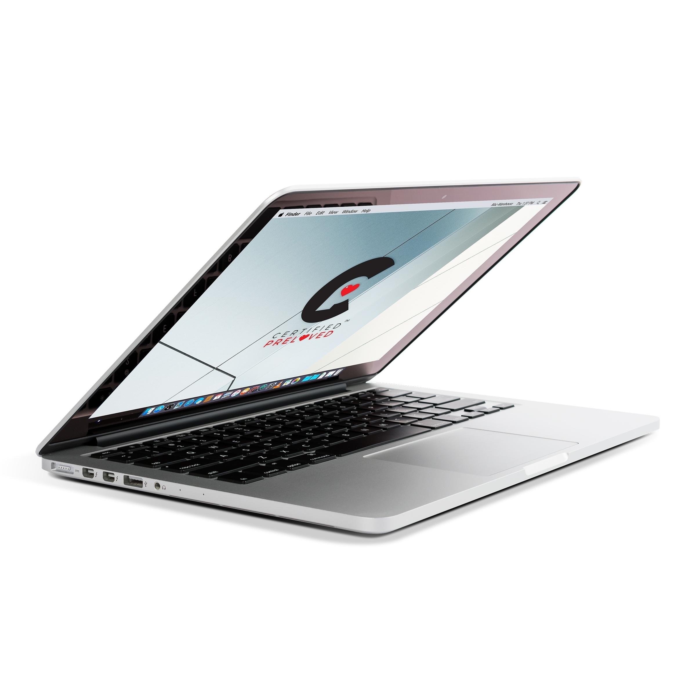 Apple 13.3-inch Macbook Pro MLL42LL/A DCi5 2 GHz 8GB RAM 256GB SSD - Refurbished by Overstock - 256gb flash 256gb flash - 8 GB