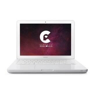 Apple MC207LL/A 13.3-inch Macbook Core 2 Duo 2.26 GHz 4GB RAM 250GB HDD (Certified Preloved)