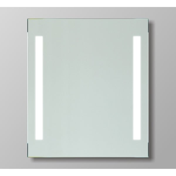 Shop Vanity Art 24 Inch Led Lighted Bathtroom Mirror With