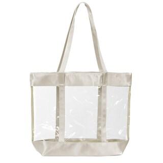 Clear Bag, Clear Tote, Clear Purse, Beach Tote