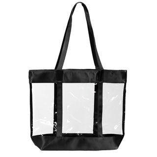Clear Bag, Clear Tote, Clear Purse, Beach Tote