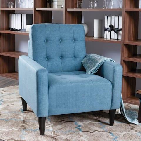 LOKATSE Indoor Accent Sofa Chair - Oriental Style
