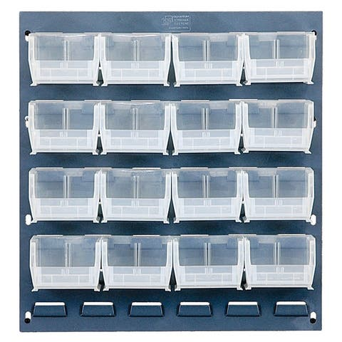 Quantum QLP-1819-220-16CL Clear View Louvered Panel