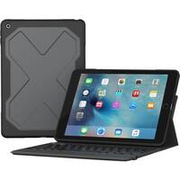"ZAGG Rugged Messenger Carrying Case for 9.7"" iPad (2017) - Black"