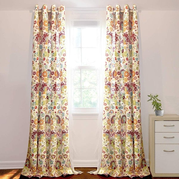 Shop DriftAway Madison Garden Room Darkening Curtain Panel