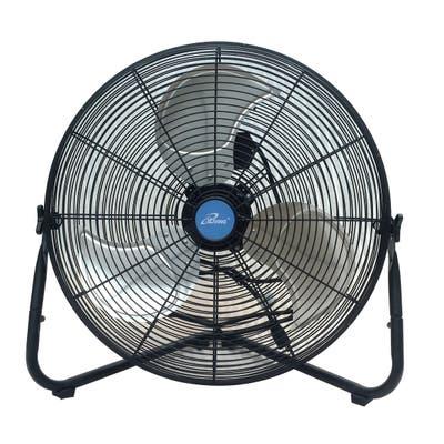 iLiving 20 Inch Multi-Purpose High Velocity Floor Fan or Wall Fan