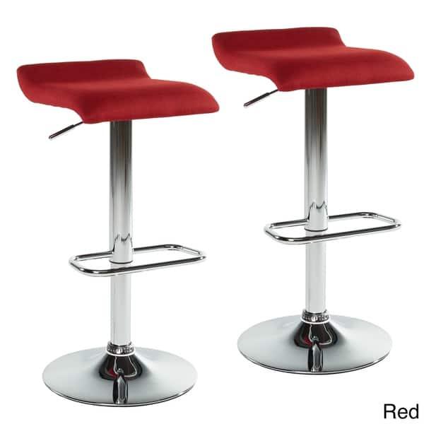 Strange Shop Fabia Ii Faux Leather Or Fabric Adjustable Height Stool Uwap Interior Chair Design Uwaporg