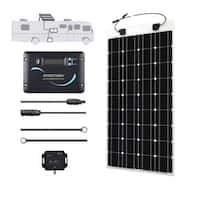 Renogy 100 Watt 12 Volt Flexible Solar RV Kit