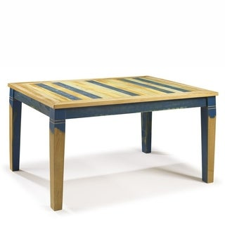 The Beach House Design Reclaimed Dining Table - Multi