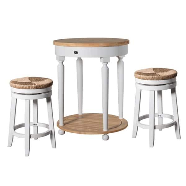 Sensational Shop Maya Counter Stool White Free Shipping Today Evergreenethics Interior Chair Design Evergreenethicsorg