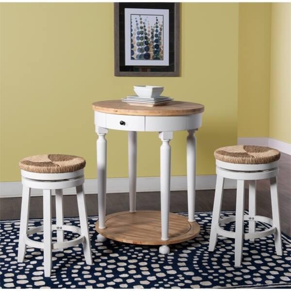 Swell Shop Maya Counter Stool White Free Shipping Today Evergreenethics Interior Chair Design Evergreenethicsorg
