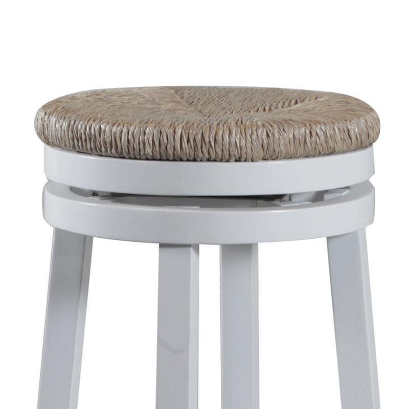 Stupendous Maya Barstool White N A As Is Item Evergreenethics Interior Chair Design Evergreenethicsorg