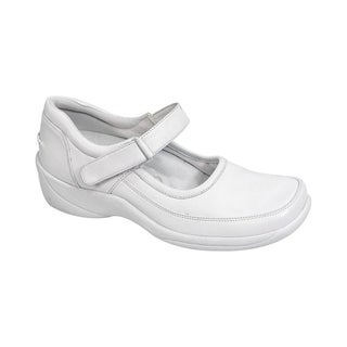24 HOUR COMFORT Melissa Women Extra Wide Width Trendy Mary Jane Shoes