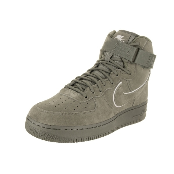 Shop Nike Men's Air Force 1 High '07 LV8 Suede Basketball