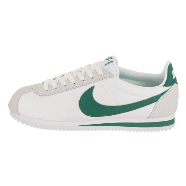 Nike Men's Classic Cortez Nylon Casual Shoe - Overstock ...