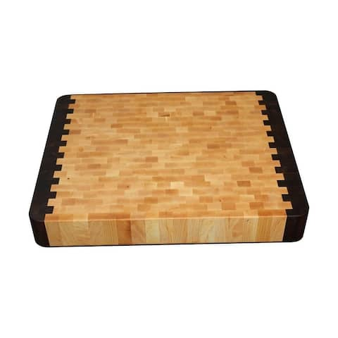 "Forever Joint Jumbo End Grain Cutting Board (2-3/4"" x 16"" x 20"")"