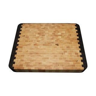 """Forever Joint Jumbo End Grain Cutting Board (2-3/4"""" x 18"""" x 23"""")"""