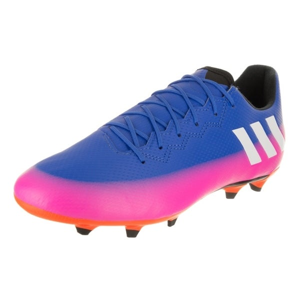 440db2ba9ea Shop Adidas Men s Messi 16.3 FG Soccer Cleat - Free Shipping Today ...