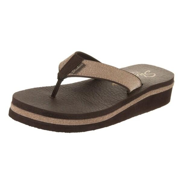 Shop Skechers Women's Vinyasa Unicorn Mist Sandal