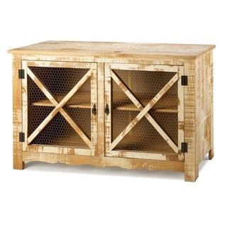 The Beach House Design Reclaimed SideBoard