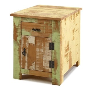 The Beach House Design Accent Cabinet
