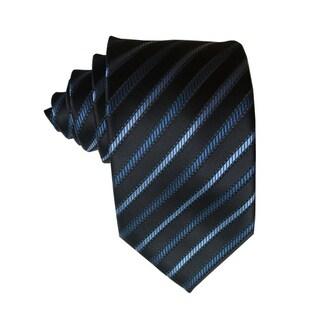 James Cavolini Italy Shades Of Blue Neck Tie