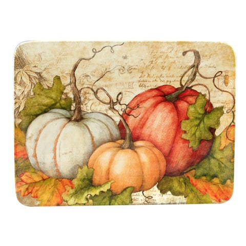 Certified International Autumn Fields Rectangular Platter