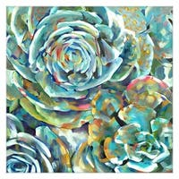 Desert Bloom Soft by Frank Parson Wrapped Canvas Painting Art